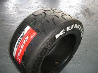 KUMHO CO3 Moulded Slick